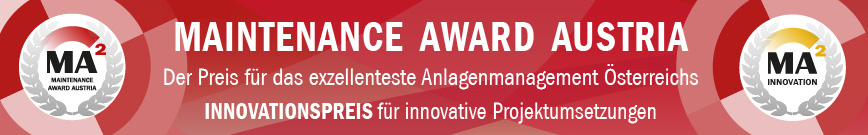 Logo MA² Maintenance Award Austria 2015