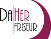 Logo Friseur Daher cmyk