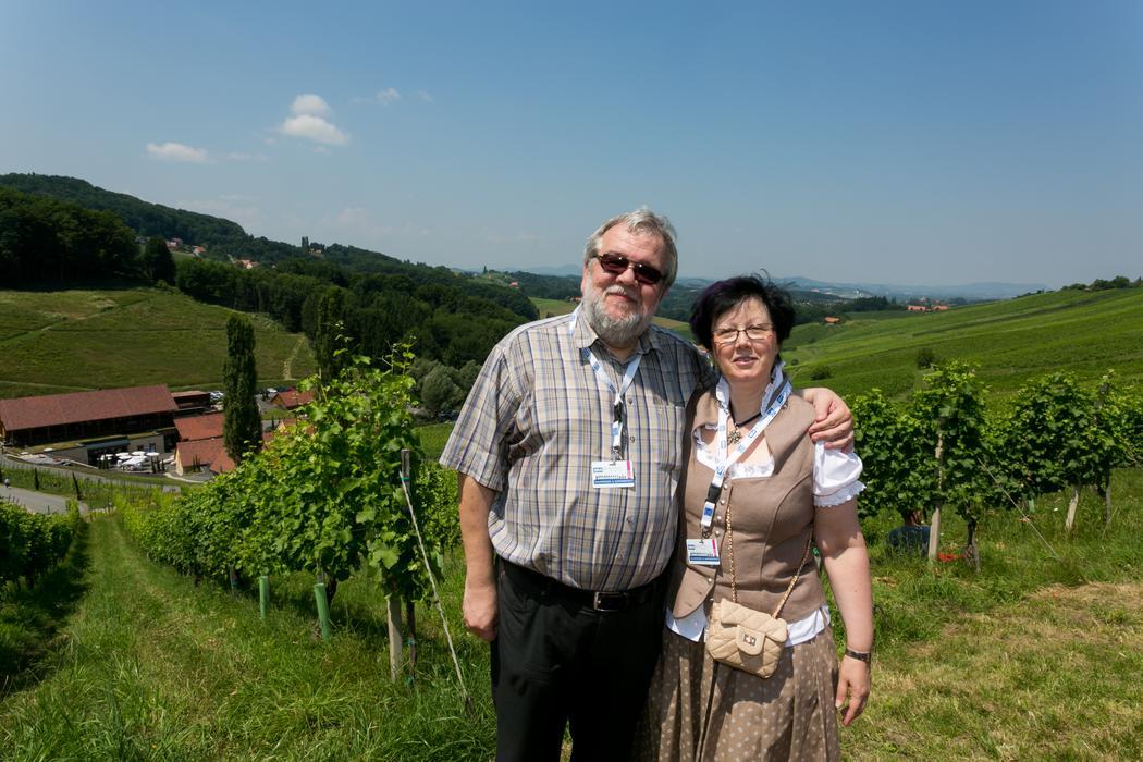 Friedrich und Sabine Szukitsch