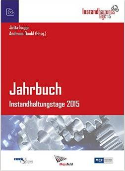 Cover Jahrbuch Instandhaltungstage 2015