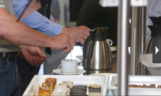 Instandhaltungstage 2015 - Kaffee